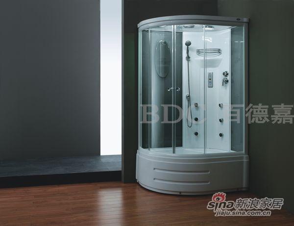 百德嘉淋浴房-H411801蒸汽房-0