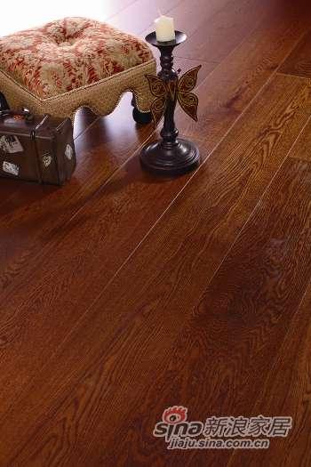 富得利三层实木复合地板栎木(欧洲橡木)午后时光FC-0107-40-PL-0