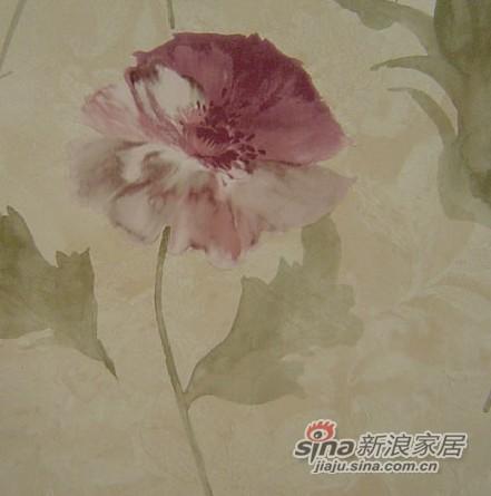 皇冠壁纸花之韵系列59051-0