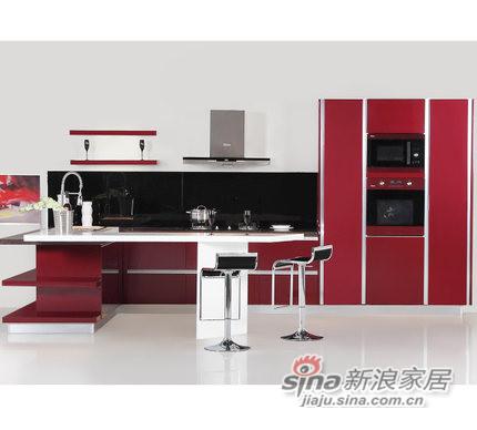 德意丽博橱柜 整体厨房橱柜-0