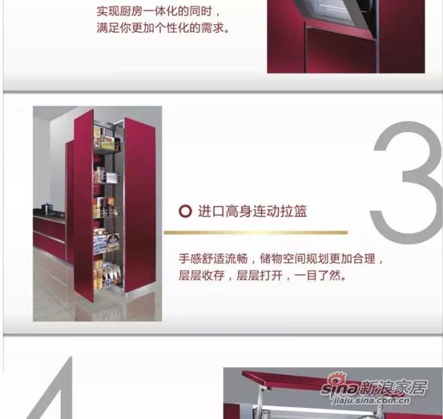德意丽博橱柜 整体厨房橱柜-3