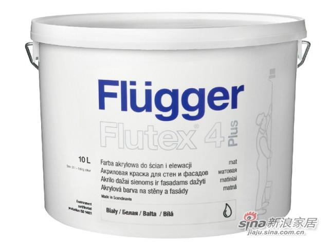 福乐阁Flutex 4 Plus家装卫士墙面漆-0