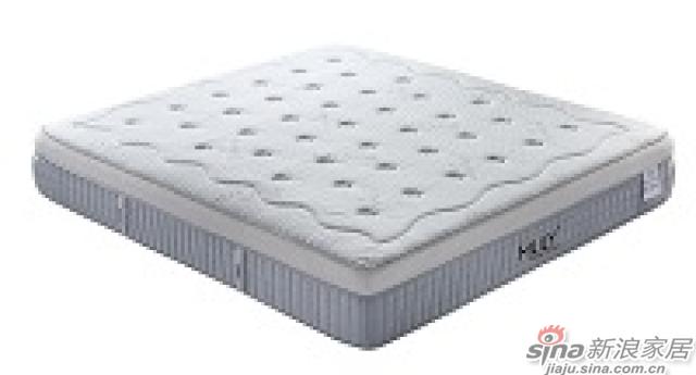 摩拉瓦零压绵弹簧床垫-0