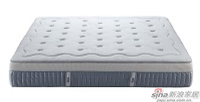 摩拉瓦零压绵弹簧床垫-2
