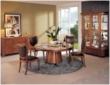 威森格仕VS12-11B圆餐台+VS12-12餐椅