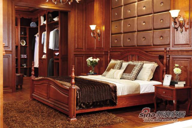 好莱客美尚印象床-0