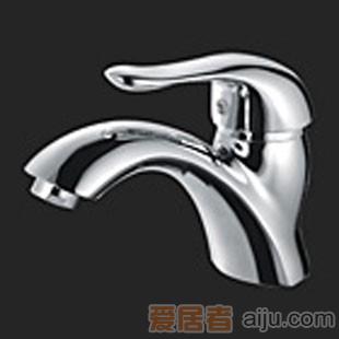 惠达-单孔面盆水龙头-HD011M1