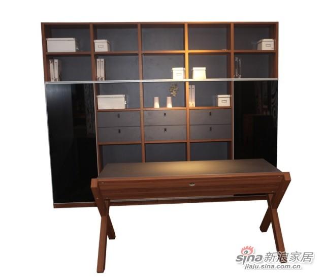 迈格家具 书桌书柜 J8272A