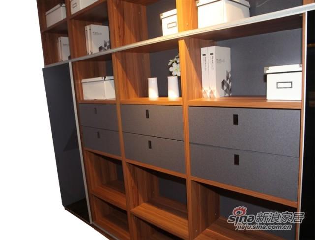 迈格家具 书桌书柜 J8272A-1