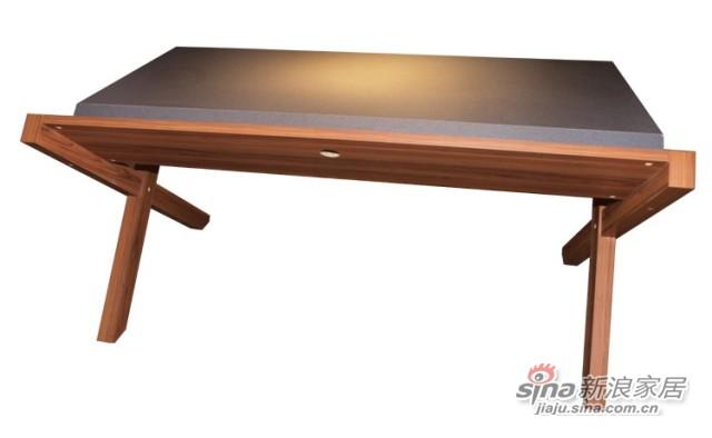 迈格家具 书桌书柜 J8272A-2