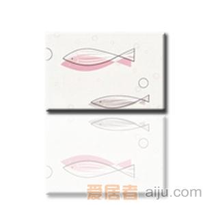 红蜘蛛瓷砖-C类产品系列-墙砖(花片)RY43086T-3(300*450MM)1