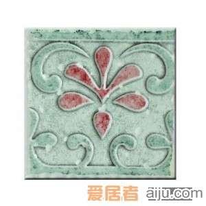 嘉俊-艺术质感瓷片[城市古堡系列]DD1503AW2(150*150MM)1