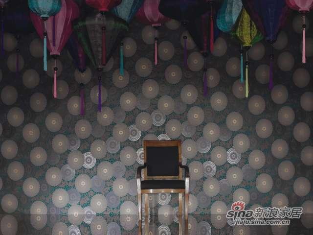 德国朗饰墙纸 切尔西 2011 759082-0
