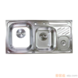 GORLDE优质不锈钢水槽洗菜池环保星系列HBS-9#