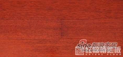 红檀�U地板檀香印象-印茄木HS-PL27-0