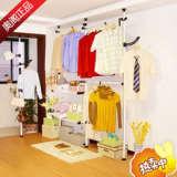 宜家家具简易衣柜组合衣柜组装衣柜DIY衣柜AG435
