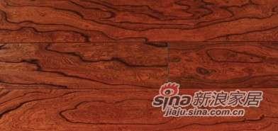 欧龙地板多层实木系列-榆木浮雕香格里拉