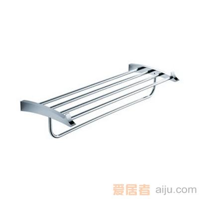 雅鼎-龙行天下系列-双层浴巾架70280421