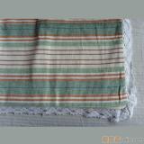 家元素老粗布布席纯棉枕套-SSL22395-48*74CM