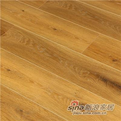 德合家ROOMS 强化地板R1212自然橡木-1