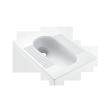 恒洁卫浴蹲便器H326C