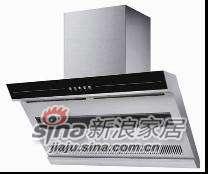 志邦厨柜侧吸式烟机CXW-268-Z90D