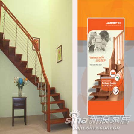 捷步楼梯-单边德兰