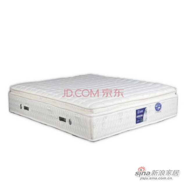 强力床垫-紫罗兰 双人1.5*1.9 1500*1900