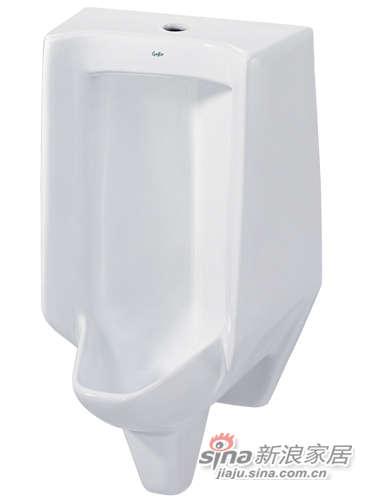 成霖高宝卫浴挂墙式小便器-0