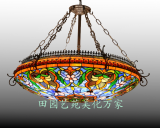 田园艺苑-客厅灯