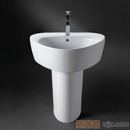 惠达-立柱盆-LP1701