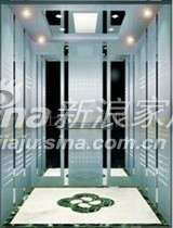 富士电梯TKJ1350-VVVF有机房乘客电梯