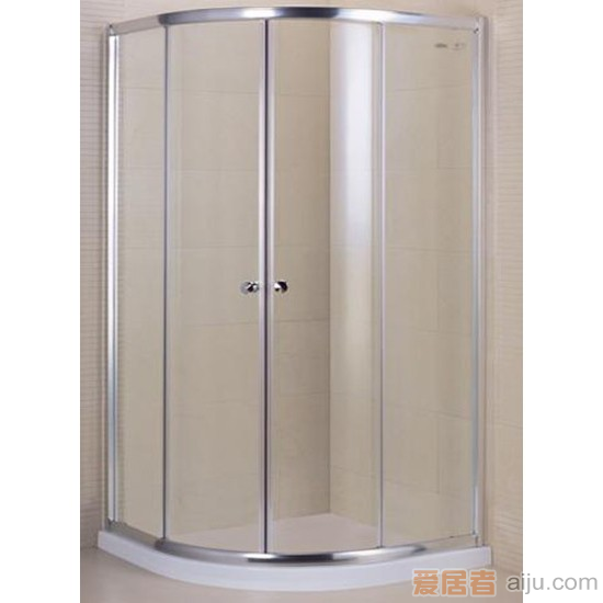 朗斯-淋浴房-海伦迷你系列B42(1000*1000*1850MM)1