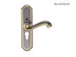 雅洁AS2051-H3102-6102中锁英文铜锁体+70中文铜锁胆