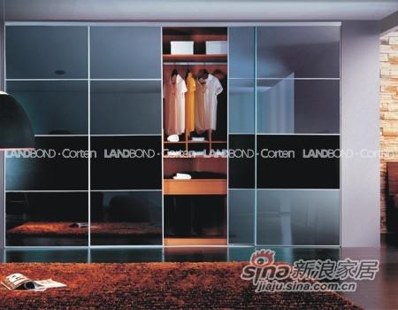 联邦高登玻璃移门――SG806-0