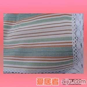 家元素老粗布布席纯棉枕套-SSL22390-48*74CM