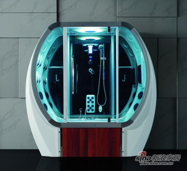 灯笼造型蒸汽房-0