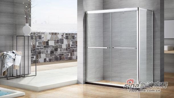 朗斯淋浴房·诺曼系列3