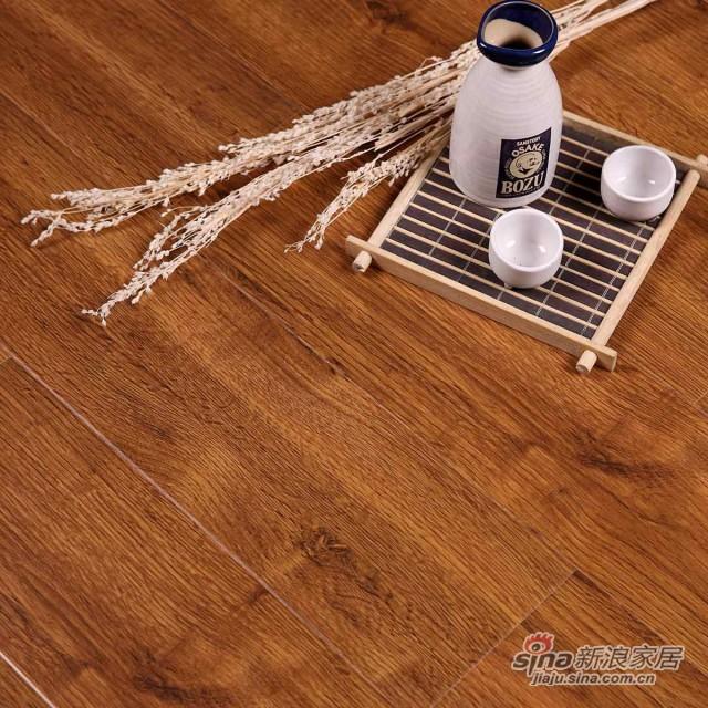 瑞澄地板--时尚达人系列--仿古橡木1658-0