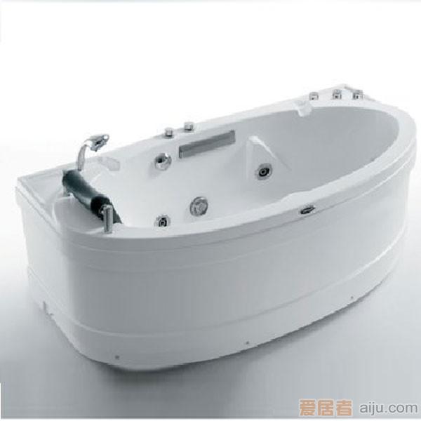 法恩莎按摩浴缸FC004Q(1720*800*650mm)1