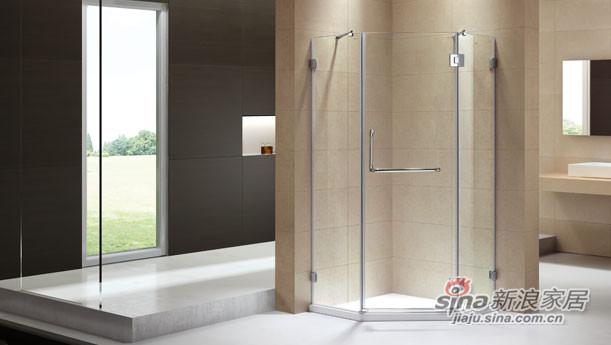 朗斯淋浴房·珍妮系列-3