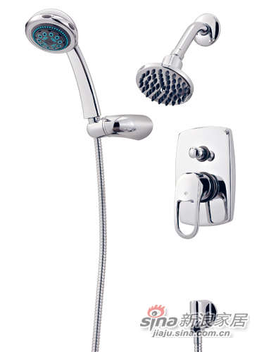 成霖高宝卫浴挂墙式淋浴龙头-0