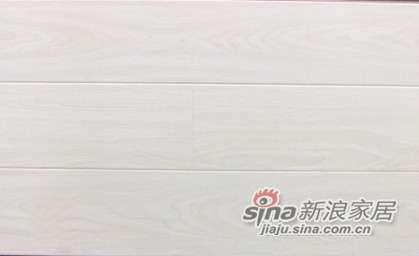 """欧龙地板""""运""""系列强化地板-Y030白橡木-0"""