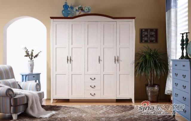 好风景地中海2代卧室衣柜-0
