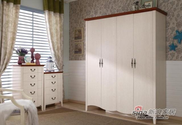 好风景地中海2代卧室衣柜-2