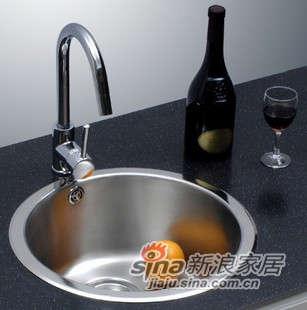 欧琳厨电水槽OL-822套餐-0