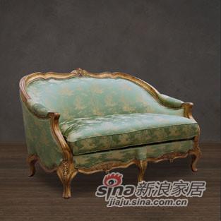 福溢家居凡尔赛玫瑰沙发-0