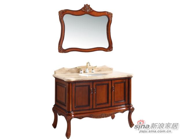 安华卫浴实木柜-anPGM4333-S
