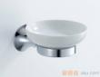 雅鼎五金冰清玉洁系列陶瓷皂碟7027004