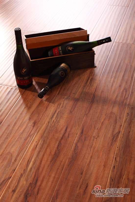 富得利强化地板巴洛克16603-0